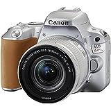 キヤノン CANON EOS Kiss X9(W)【EF-S18-55 IS STM レンズキット】(シルバー/デジタル一眼レフカメラ)