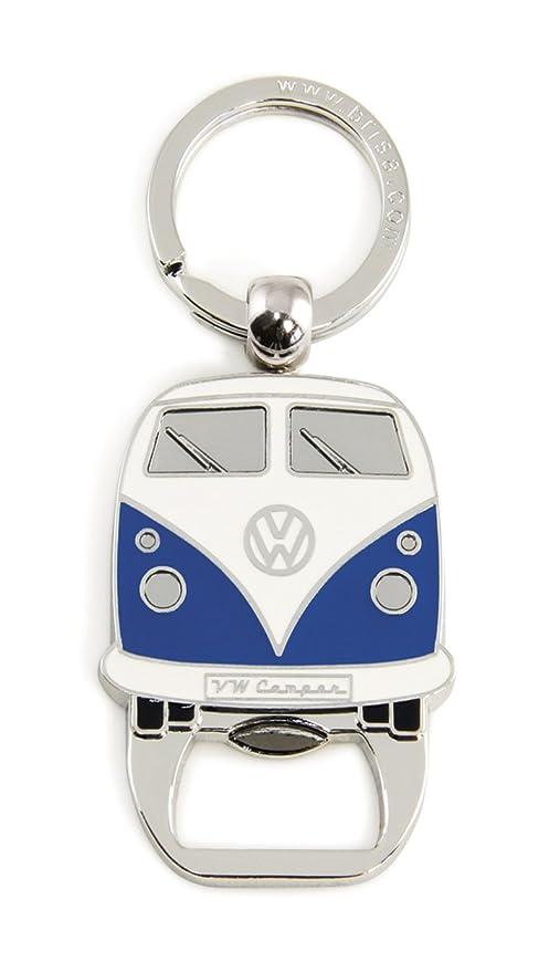Gr/ün Brisa VW Collection VW T1 Bus Schl/üsselanh/änger in Geschenkdose