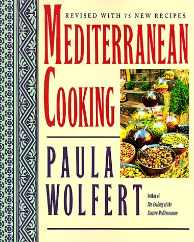 Books : Mediterranean Cooking
