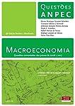 Macroeconomia. Questões ANPEC