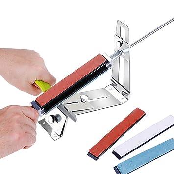 Amazon.com: Afilador profesional de cuchillos TZY para ...