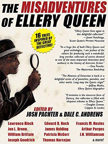 The misadventures of ellery queen kindle edition by ellery queen the misadventures of ellery queen by queen ellery breen jon l fandeluxe Choice Image