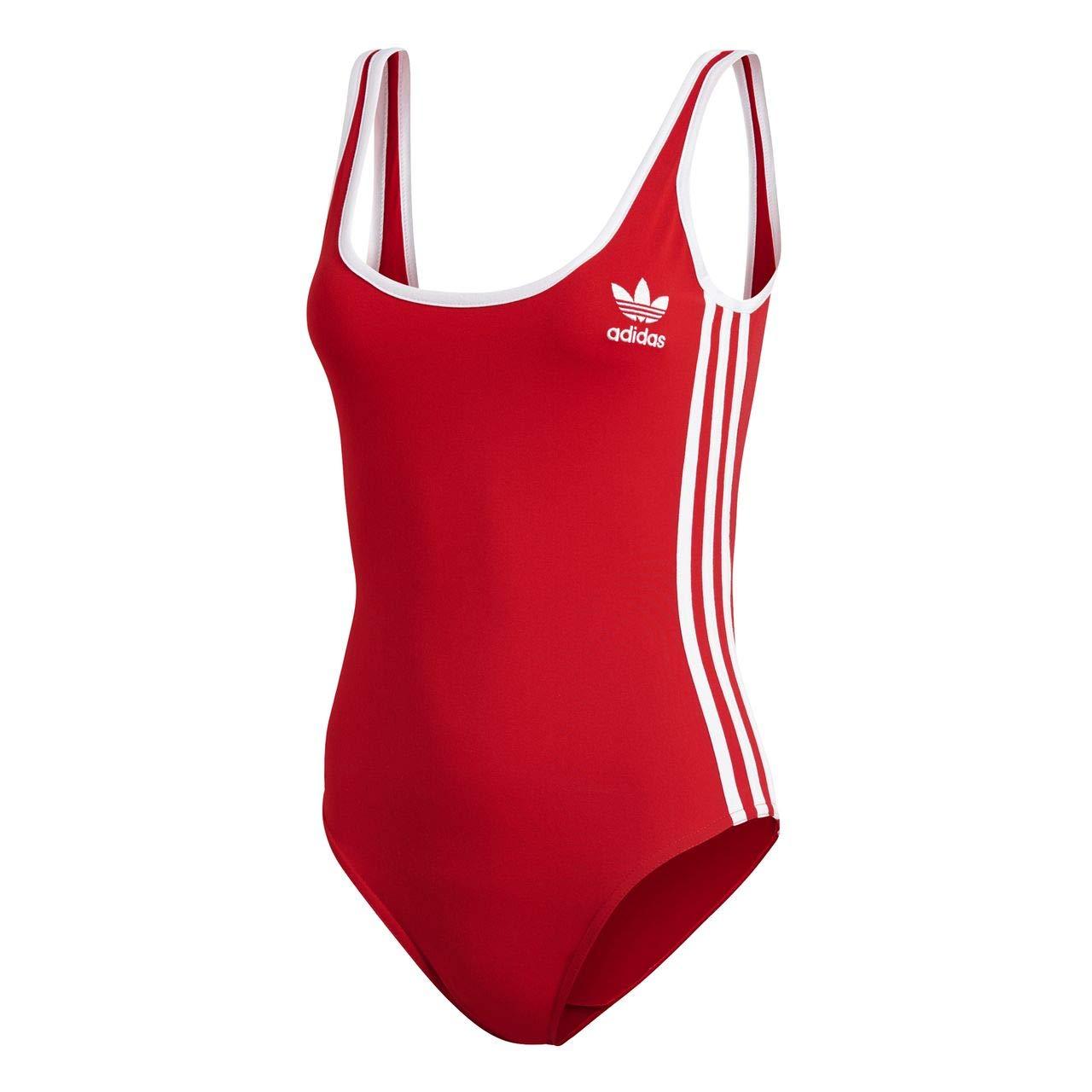 adidas Damen 3-Stripes Body Badeanzug