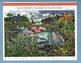 SOUTHERN FLORIDA WETLAND SHEET OF TEN 39 CENT STAMPS - Scott 4099