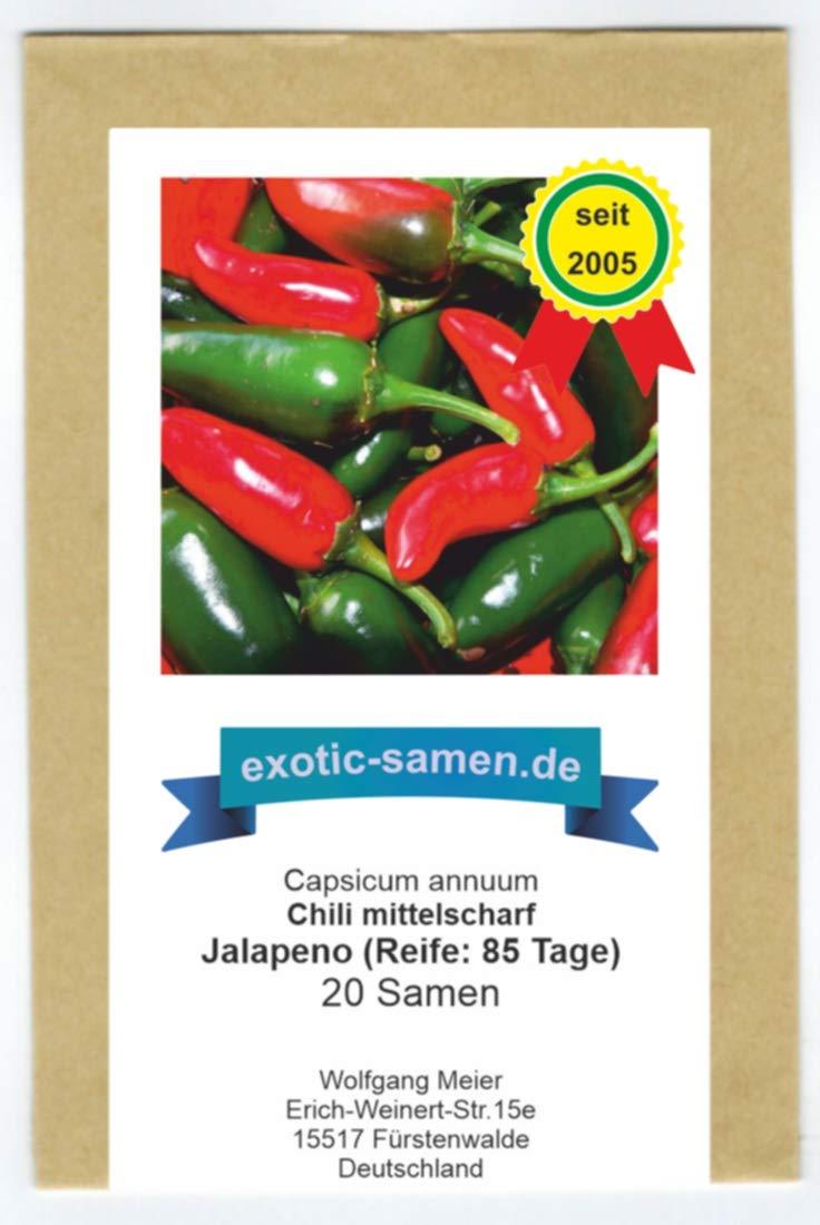 7-8 Paprika Pflanzen Top 25  Chili Samen Rot Sehr Scharf  Schärfegrad