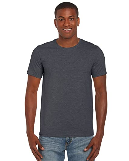 20e569dd Image Unavailable. Image not available for. Color: Gildan Softstyle™ Adult Ringspun  T-Shirt ...