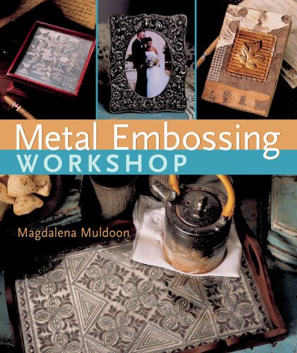 Metal Embossing Workshop by Brand: Sterling