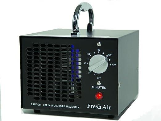 Fresh Air 5000 Purificador de Aire de Ozono Comercial Industrial ...