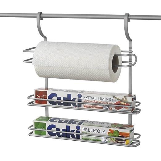 Metaltex Dispensador de tres rollos de cocina