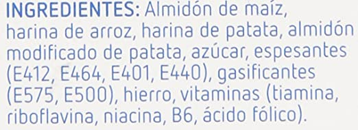 Gallo - Mix para multiples usos - Sin gluten - 500 g: Amazon.es ...