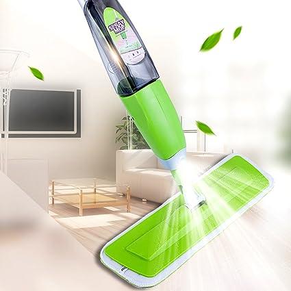 Amazon Manggou Microfiber Floor Mop Professional 360 Degree