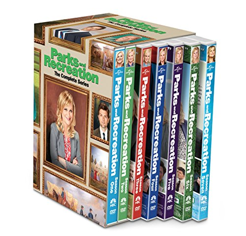 Image result for Parks and Rec box set