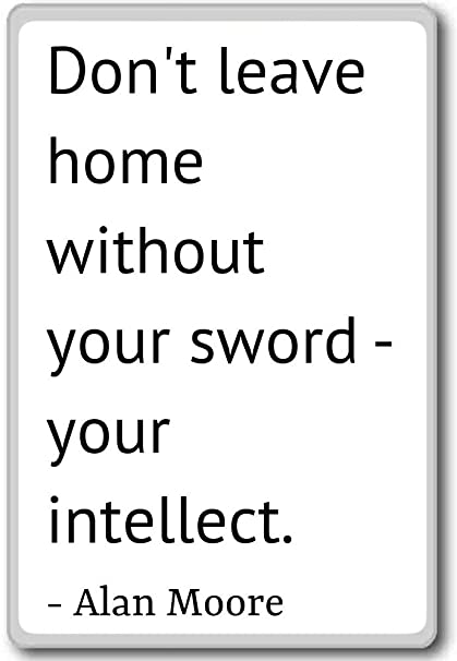 Amazoncom Dont Leave Home Without Your Sword Your Intel
