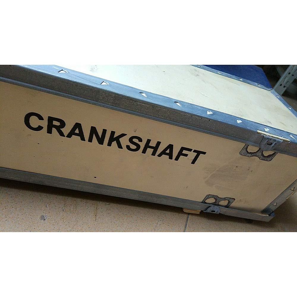 FridayParts Engine Crankshaft 96325203 for CHEVROLET SPARK