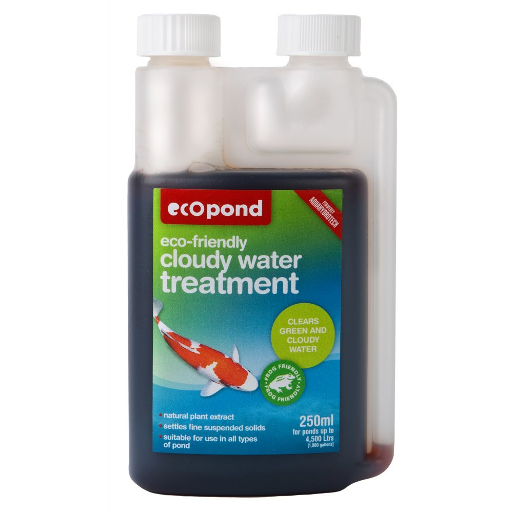 Ecopond Cloudy Water Treatment Eco Pond