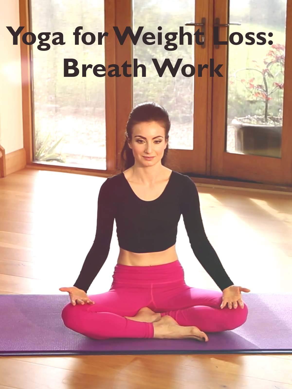Watch Roxy Shahidi Yoga for Weightloss: Breath Work   Prime ...
