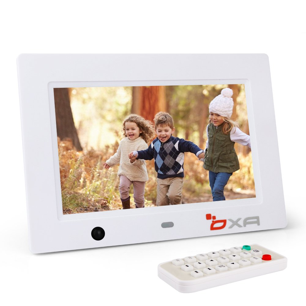 OXA 8-Zoll 16G HD Digitaler Bilderrahmen mit: Amazon.de: Elektronik