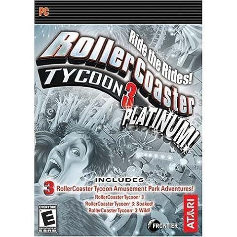 Rollercoaster Tycoon 3: Platinum [Download]