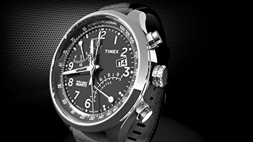 Timex Men s TW2P78900DH Intelligent Quartz Collection Analog Display Quartz Brown Watch