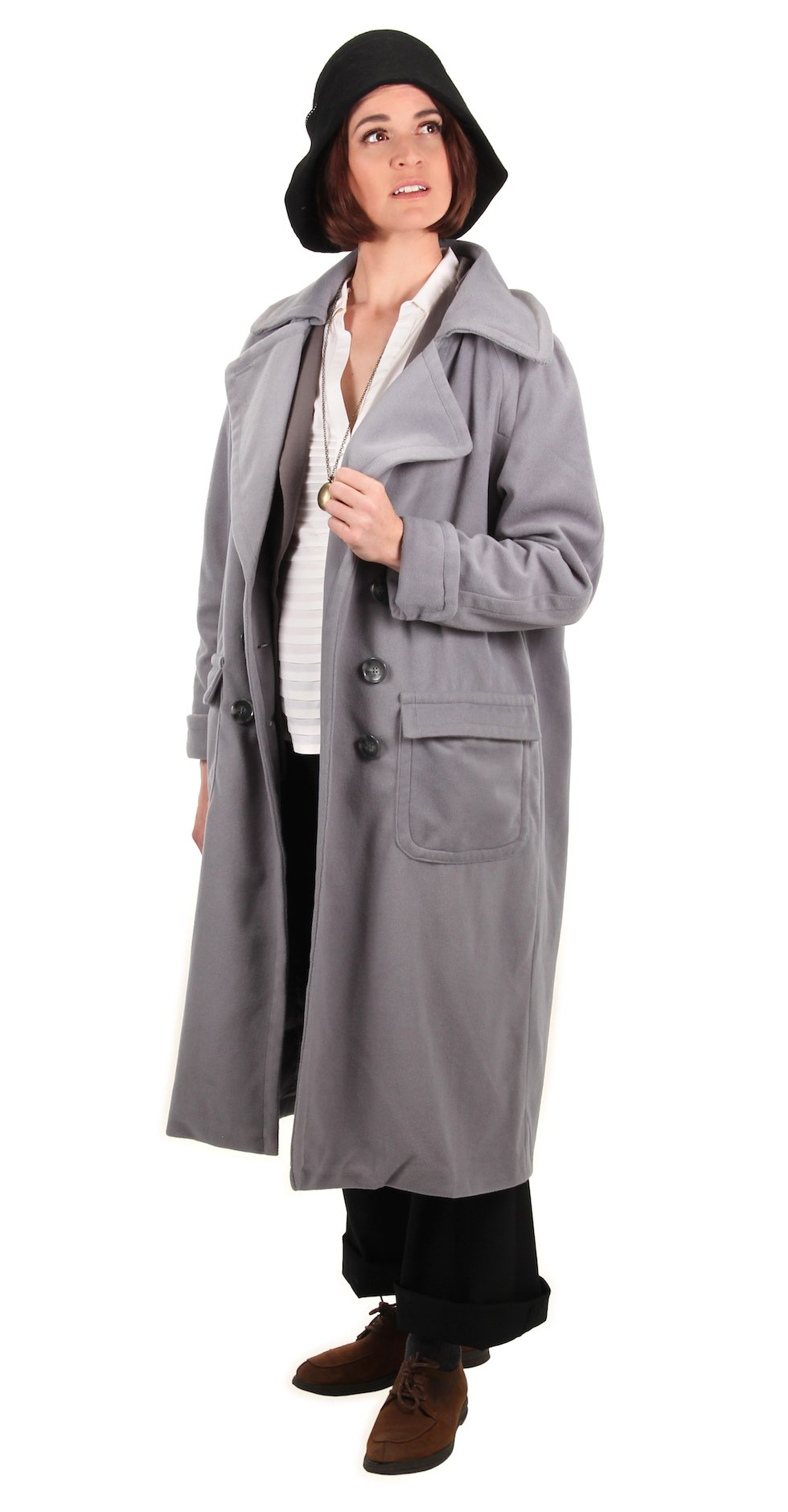 elope Tina Goldstein Costume Coat for Women by