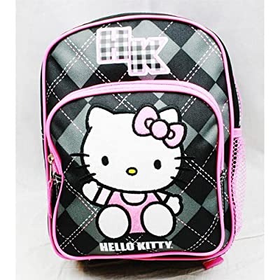 "10"" Sanrio Hello Kitty Backpack-tote"
