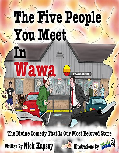 The Five People You Meet In Wawa cover
