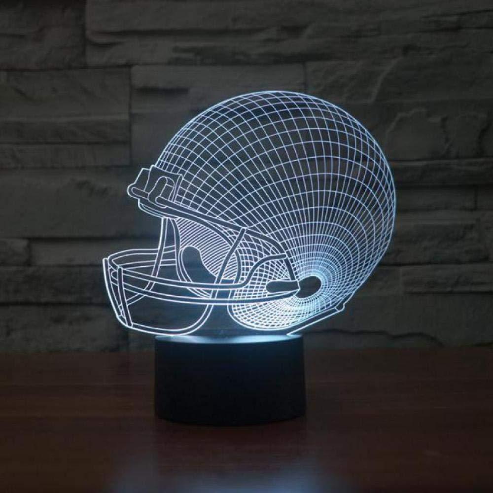 Wangzj Lámpara de 7 colores Payaso de Halloween Luces de ...