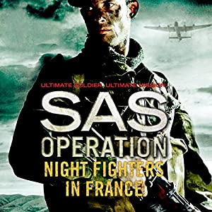 Night Fighters in France Audiobook