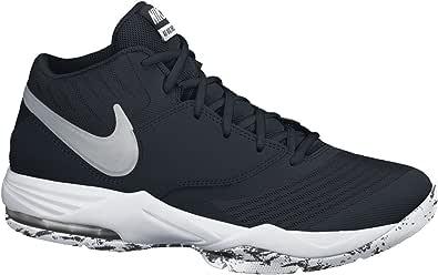 Nike Air MAX Emergent, Zapatillas de Baloncesto para Hombre, Negro ...