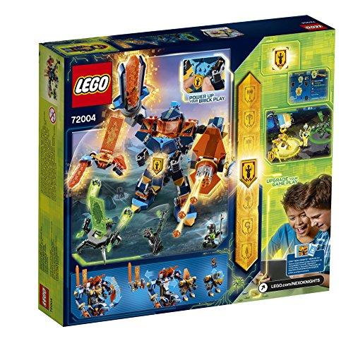 LEGO NEXO KNIGHTS Tech Wizard Showdown 72004 Building Kit 506 Piece