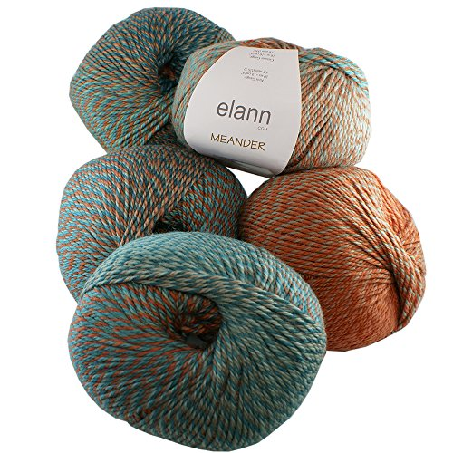 elann Meander Yarn | 5 Ball Bag | 502 Calypso ()