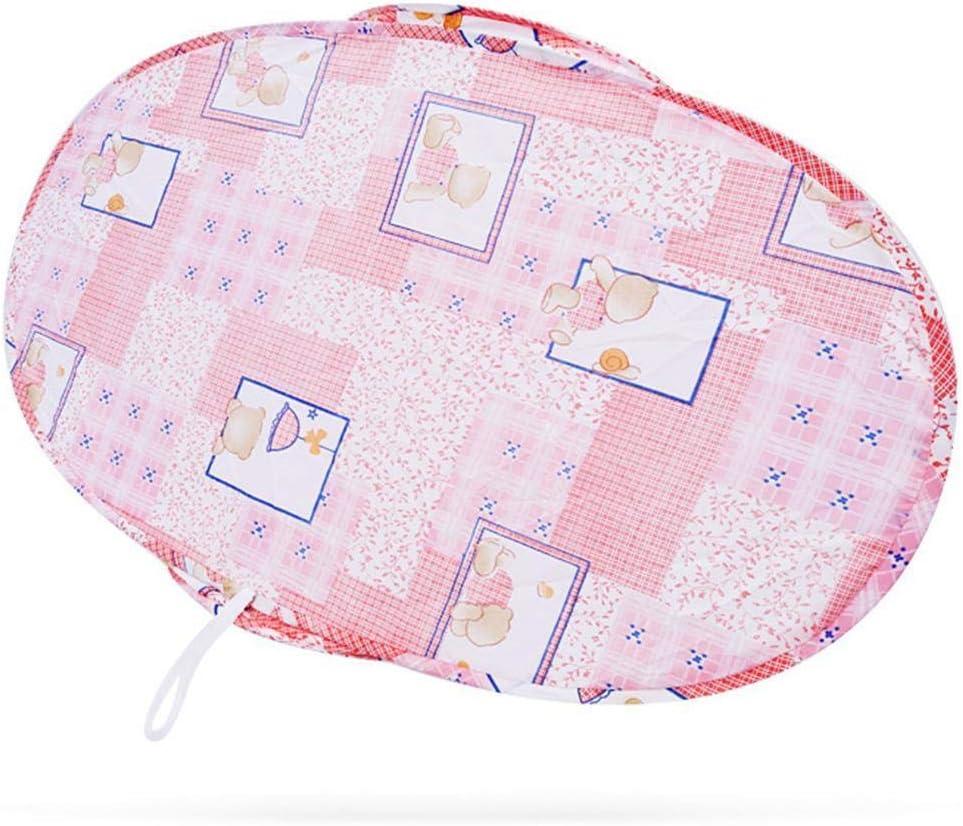 Sioneit Kids Baby Multifunctional Folding Zipper Cartoon Mosquito Net Curtains