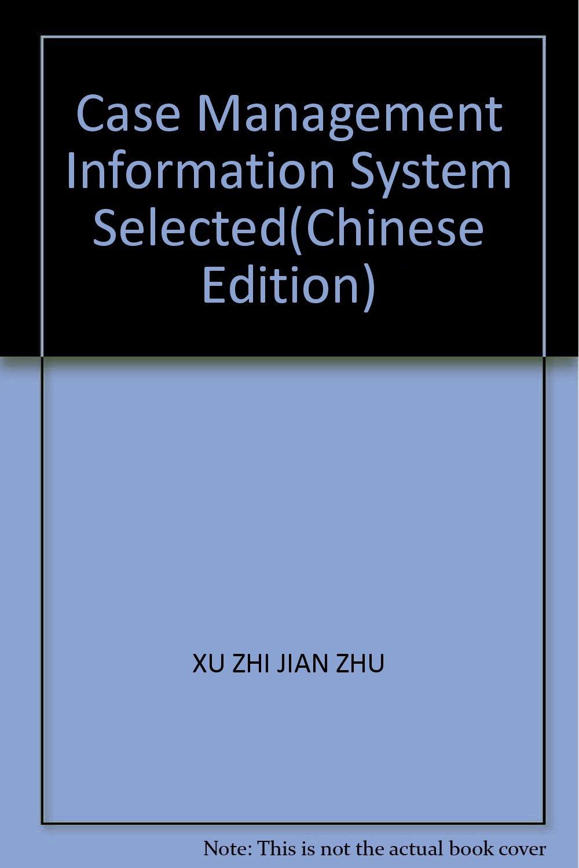 Download Case Management Information System Selected pdf epub