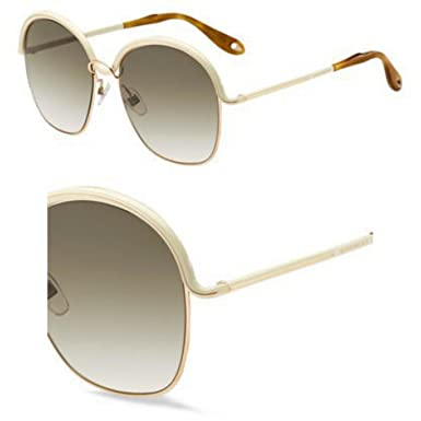4bcf5186568a Givenchy 7030/S J10 Gold Beige 7030/S Round Sunglasses Lens Category 2 Size
