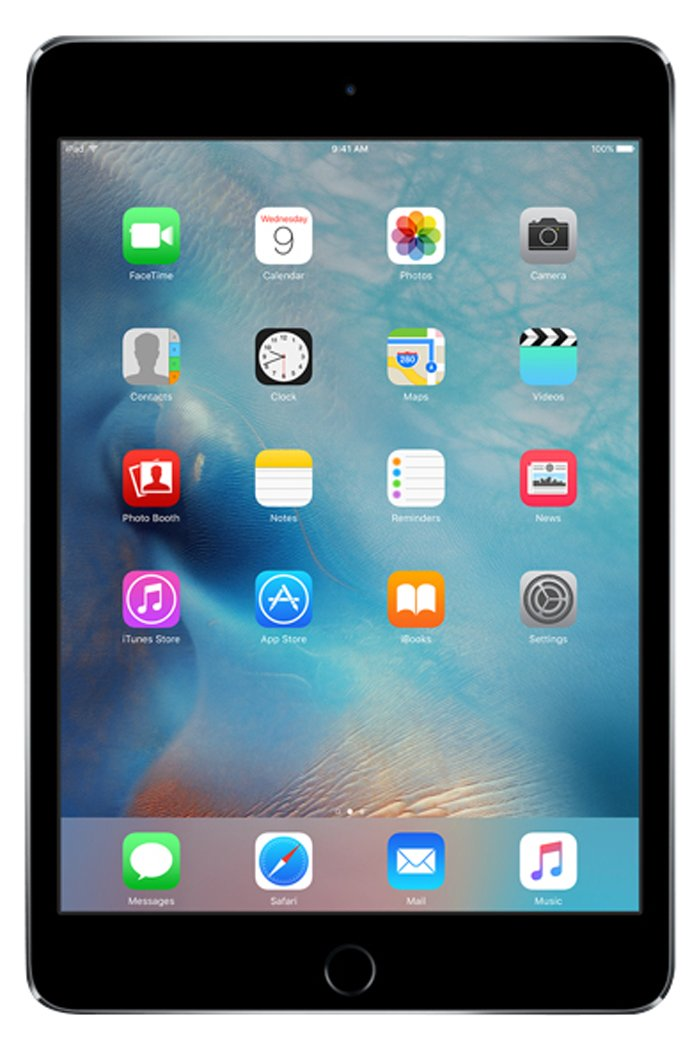 Apple iPad Mini 4 16GB 4G - Space Grau - SIM-Free: Amazon.de ...