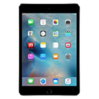 Apple iPad mini 4 - Tablet  (A8, M8, Flash, 2048 x 1536 Pixeles, IPS, 128GB, Gris (Space Grey))