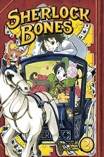 Sherlock Bones 2 (Sherlock Bones)