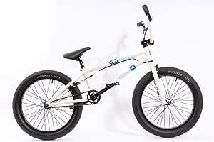"KHE BMX Bike - Beginner - Beater - 20"" inch Wheels - White"