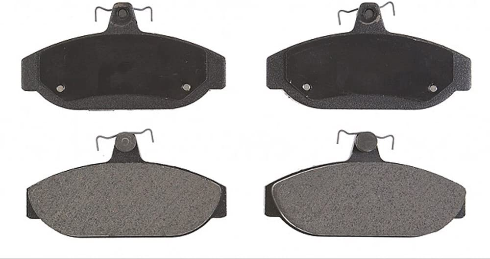Raybestos PGD255M Professional Grade Semi-Metallic Disc Brake Pad Set