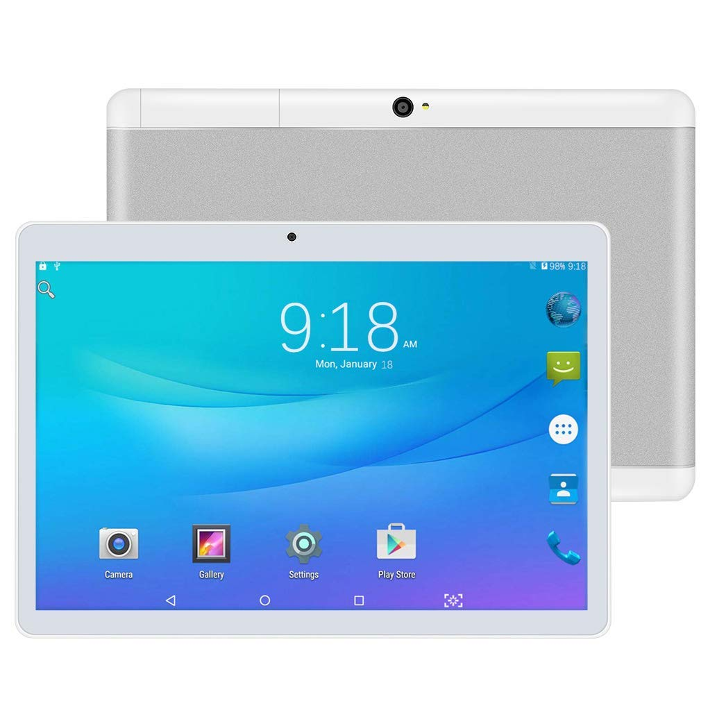 Tablet Android 8.1 de 10 Pulgadas Octa Core CPU 4 GB RAM 64 GB ...