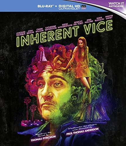 Inherent Vice [Blu-ray] [2015]