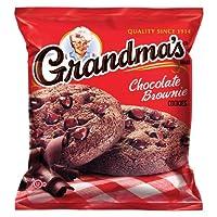 60-Pack Grandmas Chocolate Brownie Cookies, 2.5 Ounce