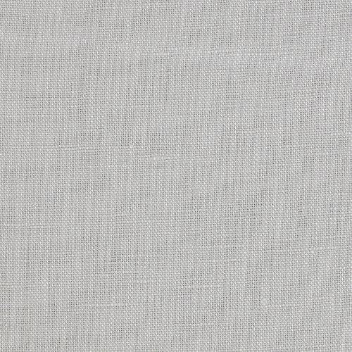 grey linen dress fabric - 6