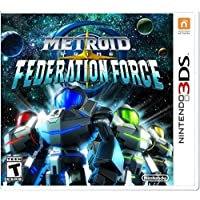 Metroid Prime Federation Force N3DS