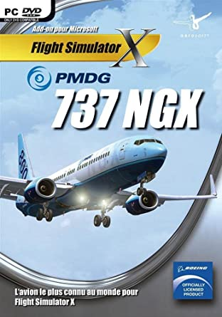 Amazon com: PMDG 737 NGX - Windows: Video Games