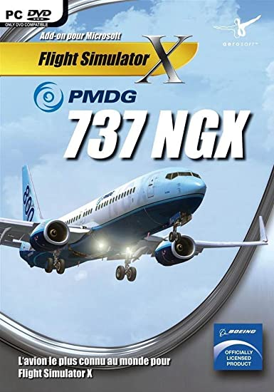 PMDG 737 NGX - Windows: Amazon in: Software