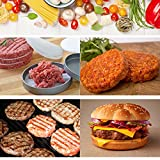 Burger-Press-UNIFUN-Non-Stick-Aluminum-Hamburger-Press-Patty-Mold-Kitchen-Gadgets-Ideal-for-Picnic-BBQ