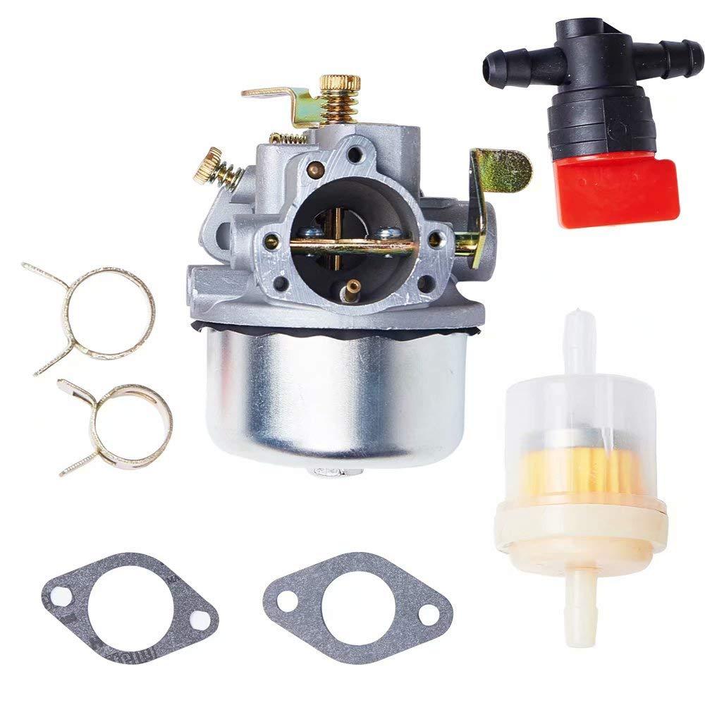 VacFit Carburetor for Kohler Carter #16 Carb K90 K91 K141 K160 K161 K181 Engine Motor 46 853 01-S and 46 053 03-S