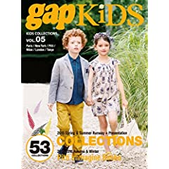 gap KiDS 最新号 サムネイル