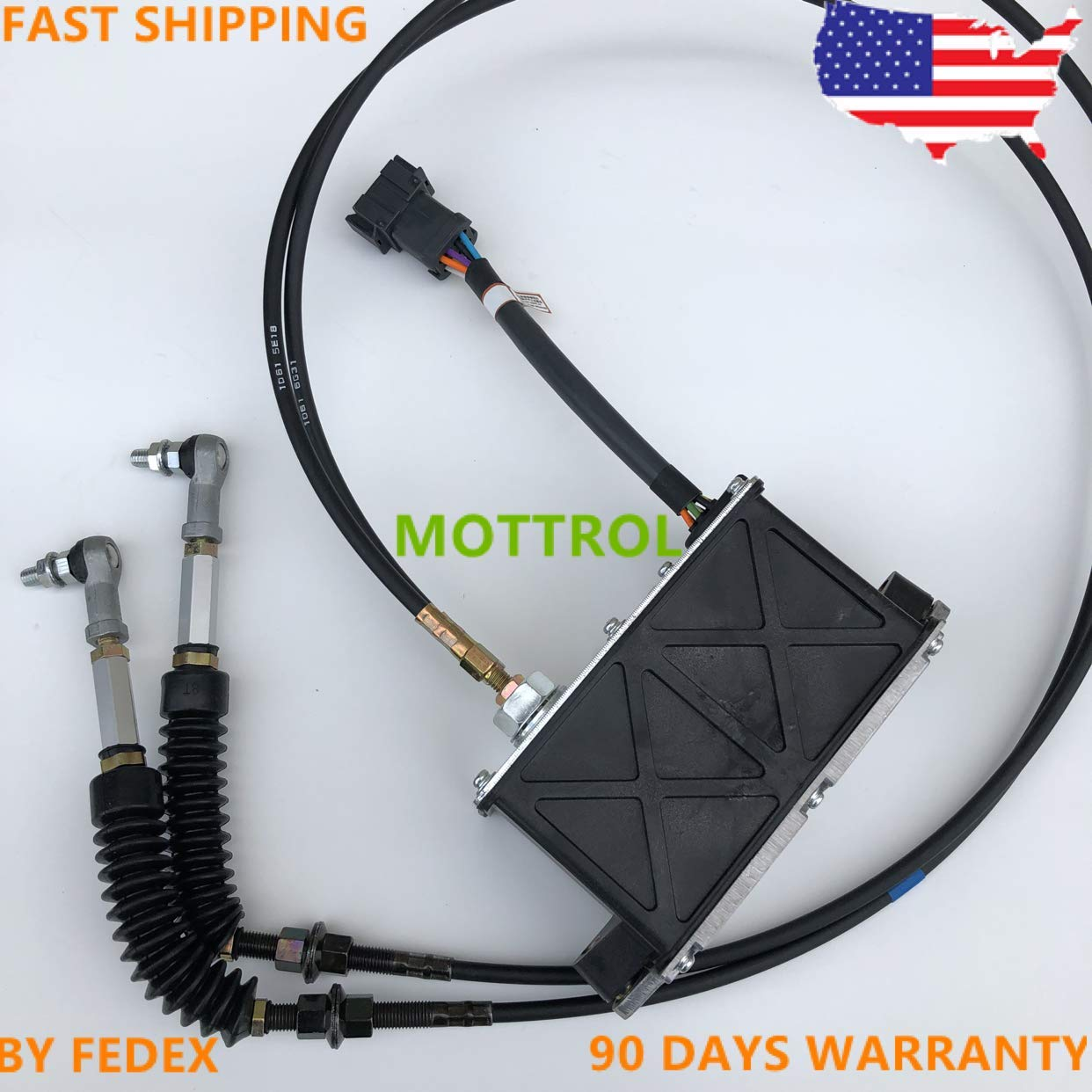 GOVERNOR FITS CAT 2475212 247-5212 E312C E312D E320C Throttle STEPPER MOTOR